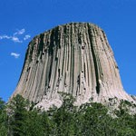 Монаднок Devils Tower, США, штат Вайоминг Фото: Colin Faulkingham
